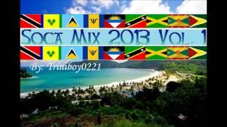 Download DJ Triniboy Presents: Soca Mix 2013 Vol. 1 MP3 song and Music Video
