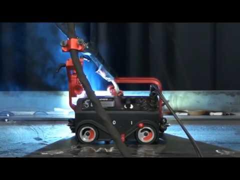 Программируемый сварочный трактор Lizard с осцилляцией фото