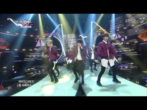 140314 BTOB - Beep Beep Live HD Music Bank