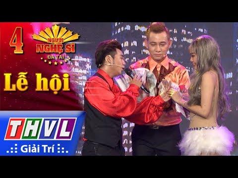 THVL   Người nghệ sĩ đa tài 2017 - Tập 4[2]: Lễ hội Carnival - Nguyễn Huy