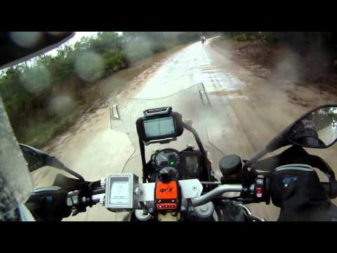 BMW F800GS Adventure on the Apollo Dual Sport Adventure Motorcycle Ride 2015