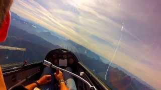 Pilatus B4 Segelkunstflug an der DASSU