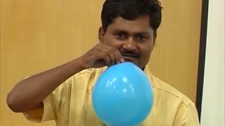 Mr  Arvind Gupta Toys Demonstration