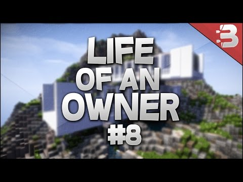 ✔ Minecraft: Life Of An Owner | Buildz Creative | Ep8
