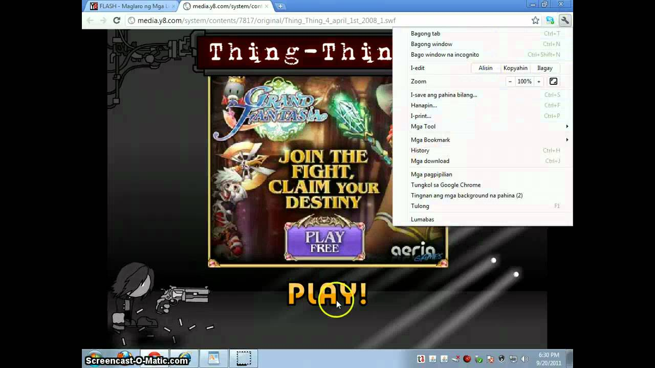 How To Download Y8 Games In Google Chrome Youtube