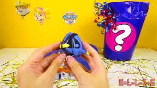 PJ Masks Babies in the PlayDoh Kitchen and Paw Patrol Birthday Cake with Playdoh by Ellie Sparkles