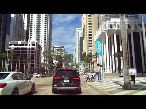 Miami Downtown, Brickell Avenue
