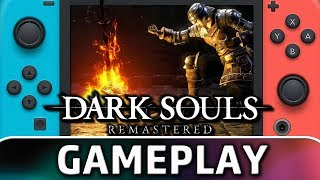 Dark Souls Remastered | First 20 Minutes on Nintendo Switch