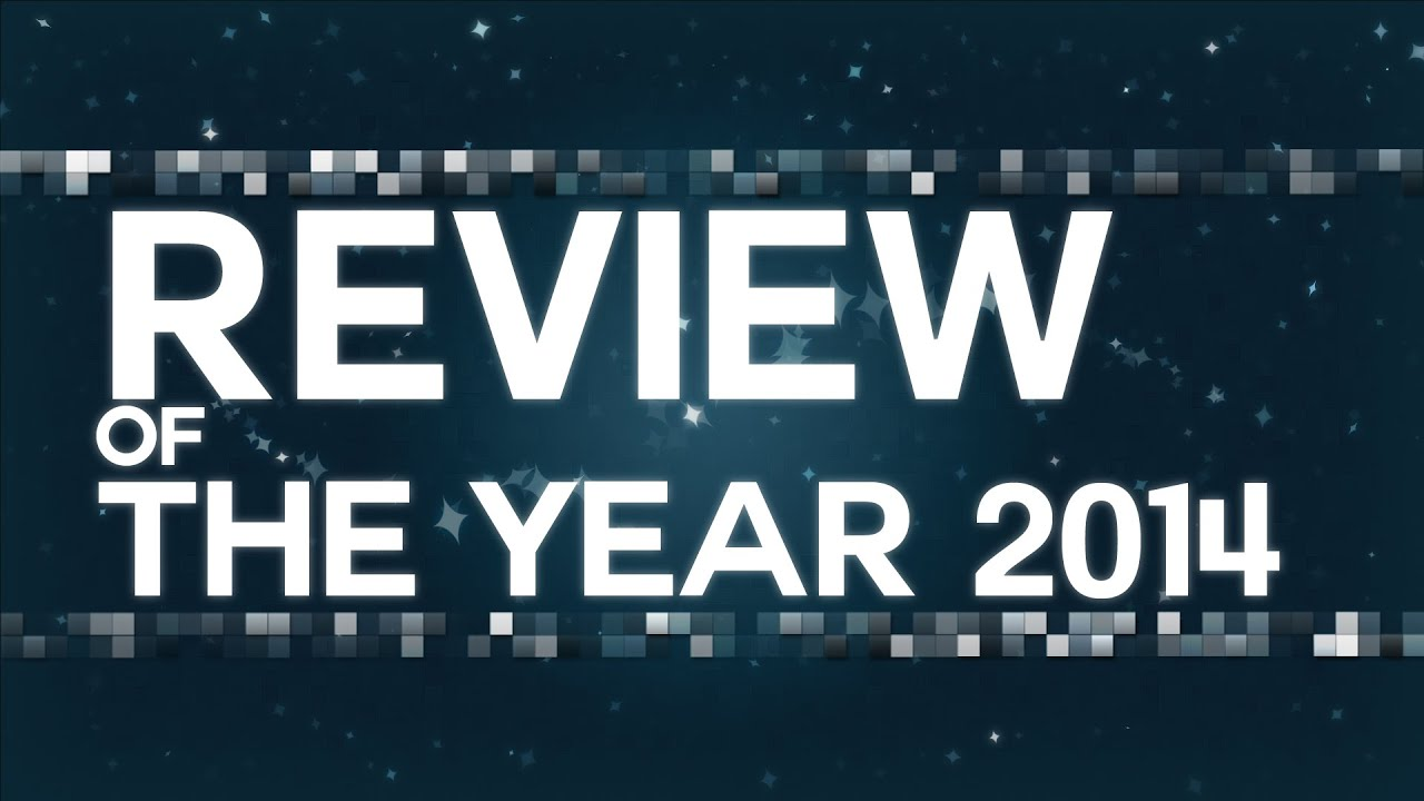 Download Cubed Gamers' Review of the Year 2014