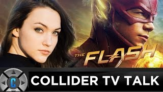 The Flash Actress Violett Beane Interview - Collider TV Talk