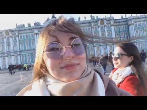 Visit to St. Petersburg 2017
