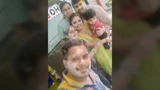 Holi celebrations at HO NOIDA