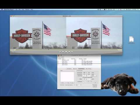 How To Handle Fujifilm Finepix Real 3D W3 Video On A Mac