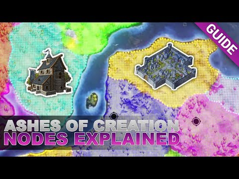 Ashes of Creation - Node System