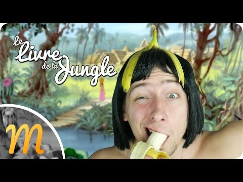 Math se fait - Le livre de la jungle