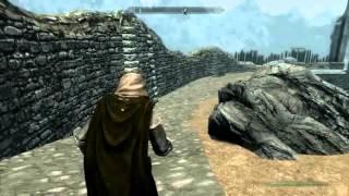 Skyrim 006 - Encontre a mulher Redguard parte 1