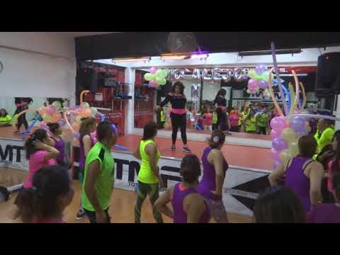 Baile fitness – womanizer – sexy Dance / Zumba