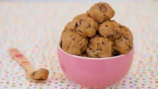 Edible Cookie Dough Recipe & New Ice Cream Video Announcement - Gemma's Bigger Bolder Baking