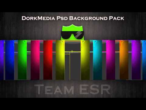 Background PSD Pack #1