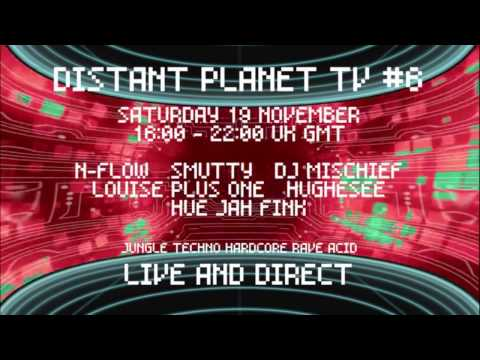 Distant Planet TV Broadcast #6 Nov 19th
