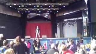 toke tivoli 2010 fmkb Linda fra X Factor