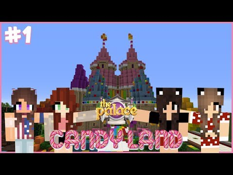Candy Land 🍭| Palace Games [#1] | Minecraft Palace Network
