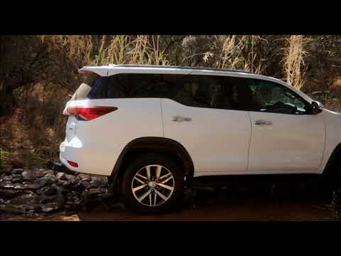 Toyota Fortuner 2.8 GD-6 4x4 Automatic
