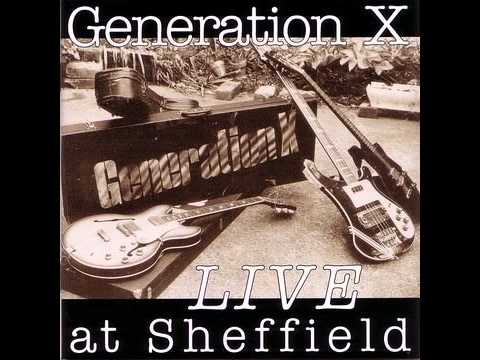 Generation X - One Hundred Punks - Kleenex - One Hundred Punks (Live)