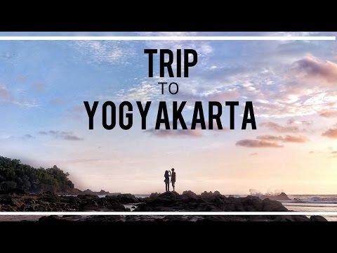 Traveling Happiness  - Trip to Yogyakarta (2016)