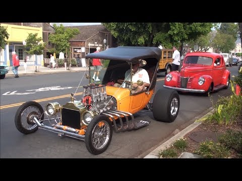 16th Annual Old Town Montrose Car Show (2017) - Drive-Ins
