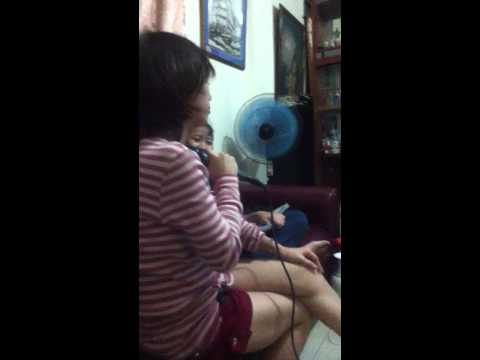 Karaoke during Zamboanga Seige