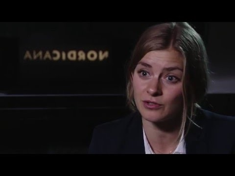 Marie Tourell Søderberg '1864' Interview at Nordicana 2015