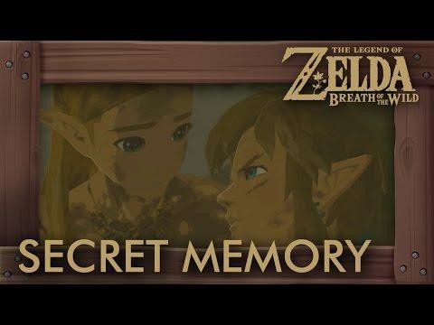 Zelda Breath of the Wild - Secret Memory (Final Picture)
