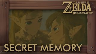 Zelda Breath of the Wild - Secret Memory (Final Picture)