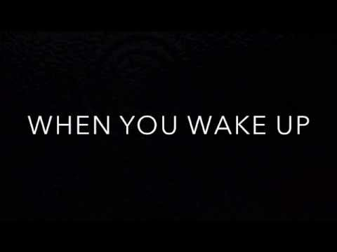 When You Wake Up - Cast Recording