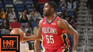New Orleans Pelicans vs Indiana Pacers 1st Half Highlights / March 21 / 2017-18 NBA Season