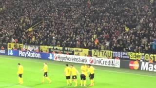 Borussia Dortmund - Galatasaray Istanbul 3:1