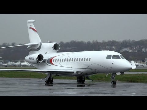 Dassault Puts Falcon 8X Business Jet Through Its Paces – BJT