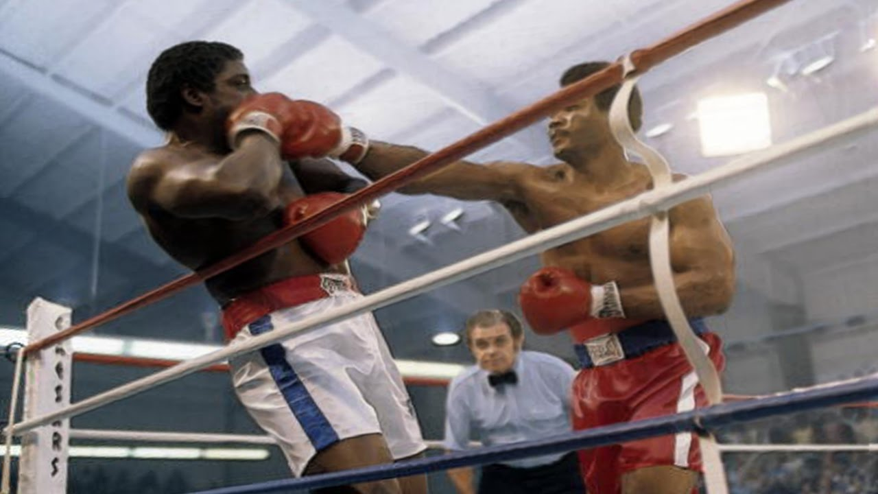 George Foreman vs Ron Lyle - Classic Fight