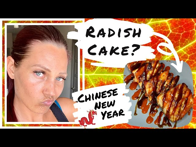DOCTOR MAKES EASY DIM SUM RADISH CAKE | Lo Bak Go