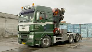 Transport Keijzer Warmond item Doe Maar Duurzaam S12E04 21 april 2019; Transport & Milieu
