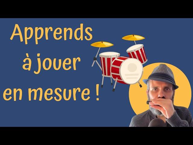Apprends à jouer en mesure ! - méthode harmonica + autres instruments