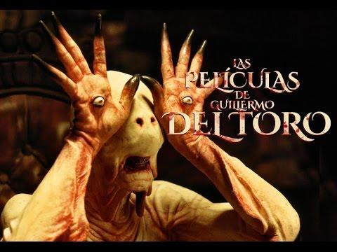 Las películas de Guillermo Del Toro