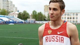 Вологодский школьник установил новый рекорд в беге на 100 метров