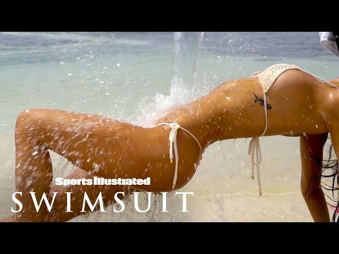 Alexis Ren Gets Flexible, Opens Up About Her Model Journey   Uncovered   Sports Illustrated Swimsuit