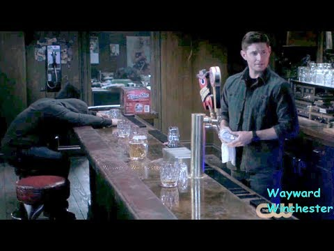 Who does dean winchester hook up with