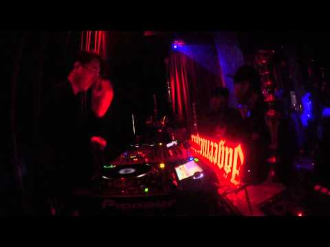 2015.03.28 Eastribal Live #1 @ Globe Lounge - SoUL Spin #DJ Box Ver 1