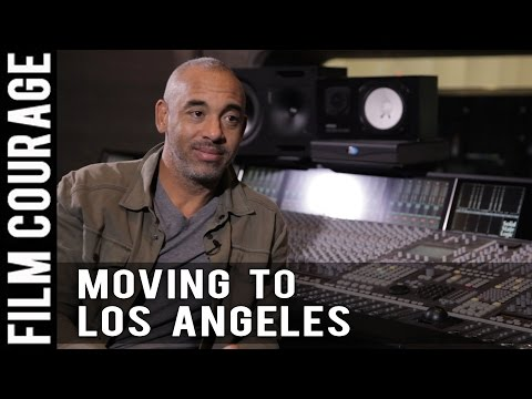 Advice For Any Musician Thinking About Moving To Los Angeles by Harvey Mason Jr.