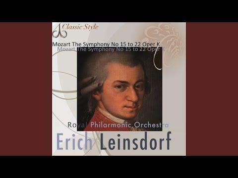 Symphony No. 17, in G Major , K129 : II. Andante