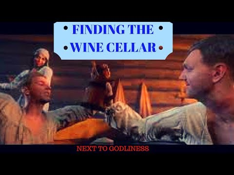 Kingdom Come: Deliverance - Finding the wine cellar (Sidequest - Next to godliness)